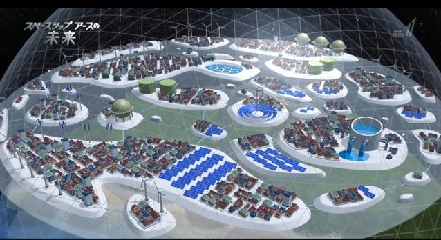Nhk Bs 「スペース シップ アース」の未来 2014年 Its情報、まちづくり情報 特定非営利活動